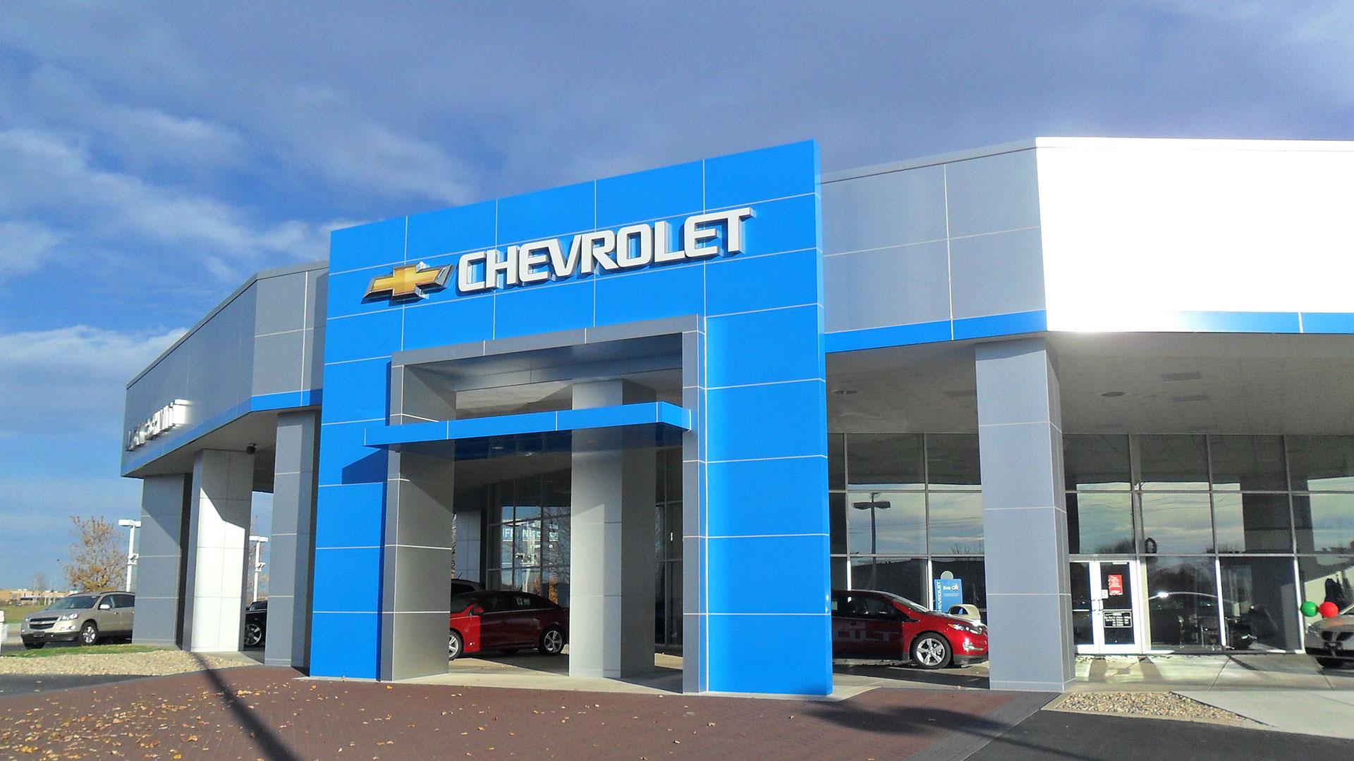 Jack Schmitt Chevy >> Jack Schmitt Chevrolet Renovations O Fallon Impact Strategies