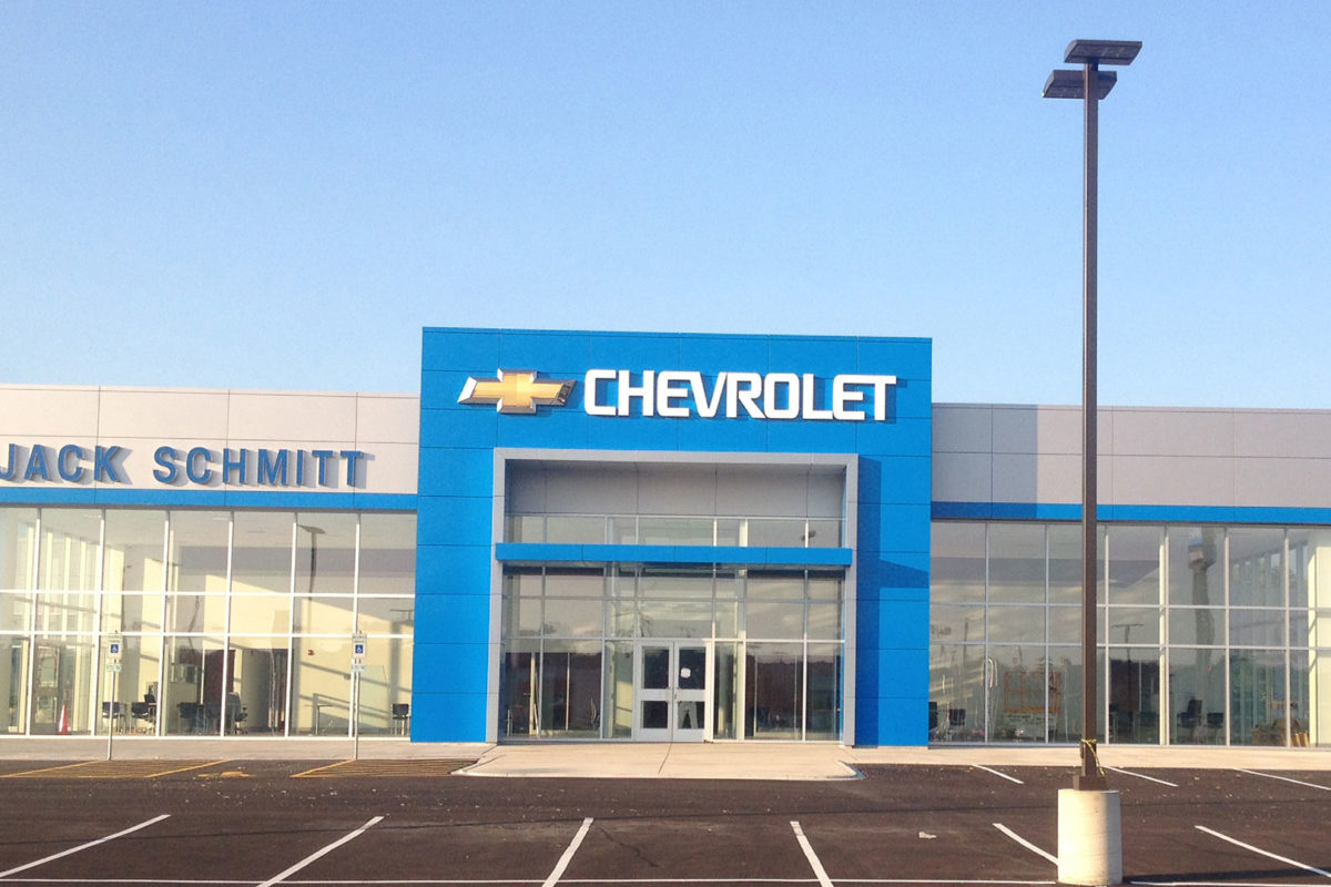 Jack Schmitt Chevrolet >> Jack Schmitt Chevrolet Wood River Impact Strategies